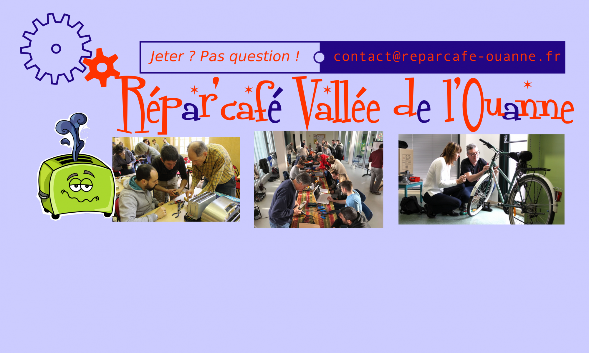 ReparCafé de la Vallée de l'Ouanne